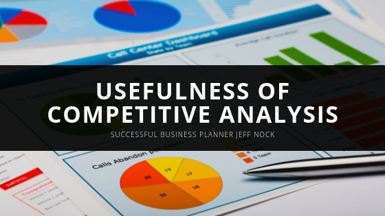 Jeff Nock - Usefulness of Competitive Analysis