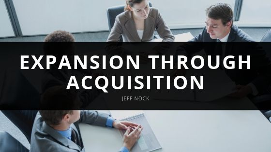 Expansion through Acquisition with Business Consultant Jeff Nock